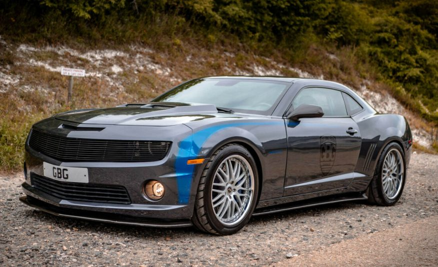 Chevrolet Hennessey Performance Camaro hpe1200 no1